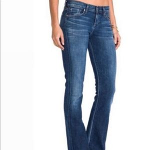 Citizens of Humanity jeans low waist boot cut